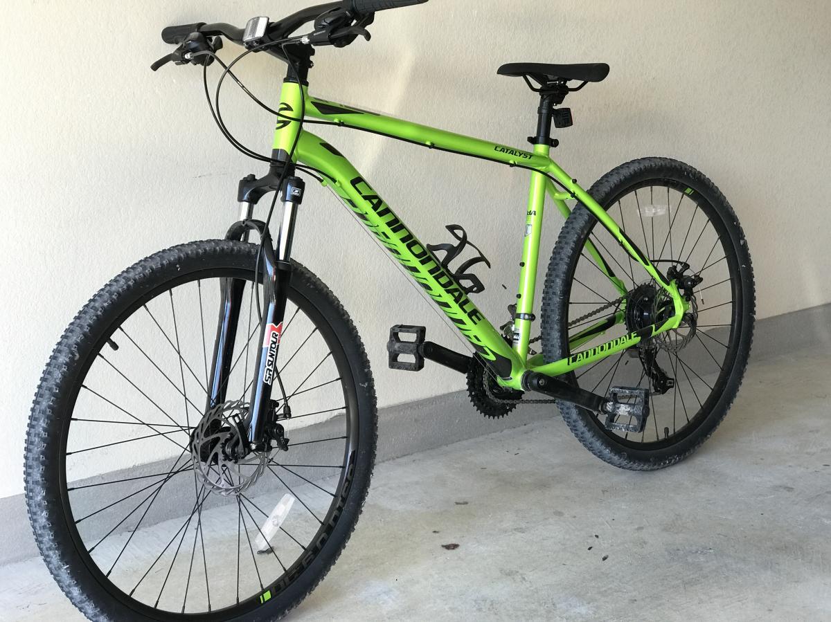 reebok rush mountain bike review