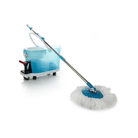 hurricane spin mop reviews amazon