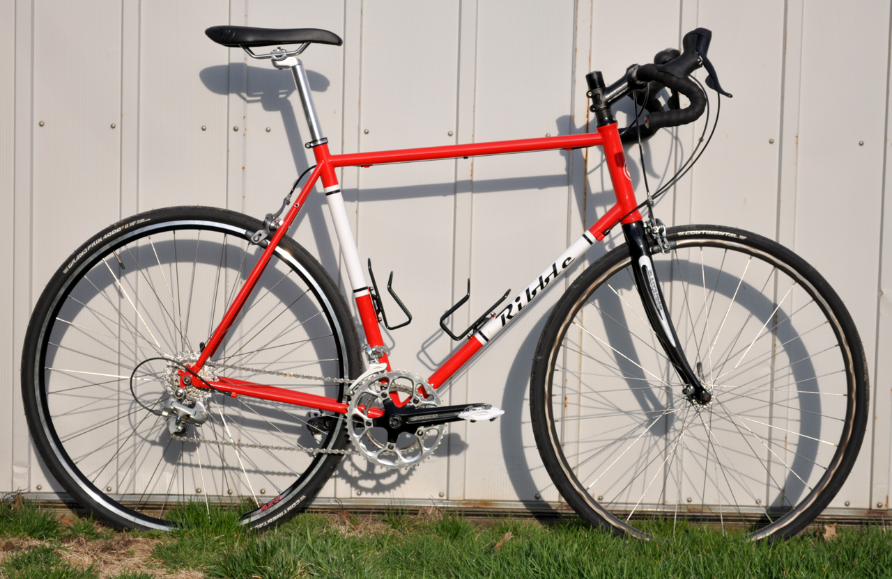 ribble reynolds 525 steel review