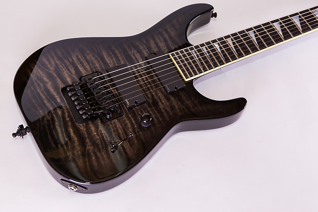 jackson soloist 7 string review