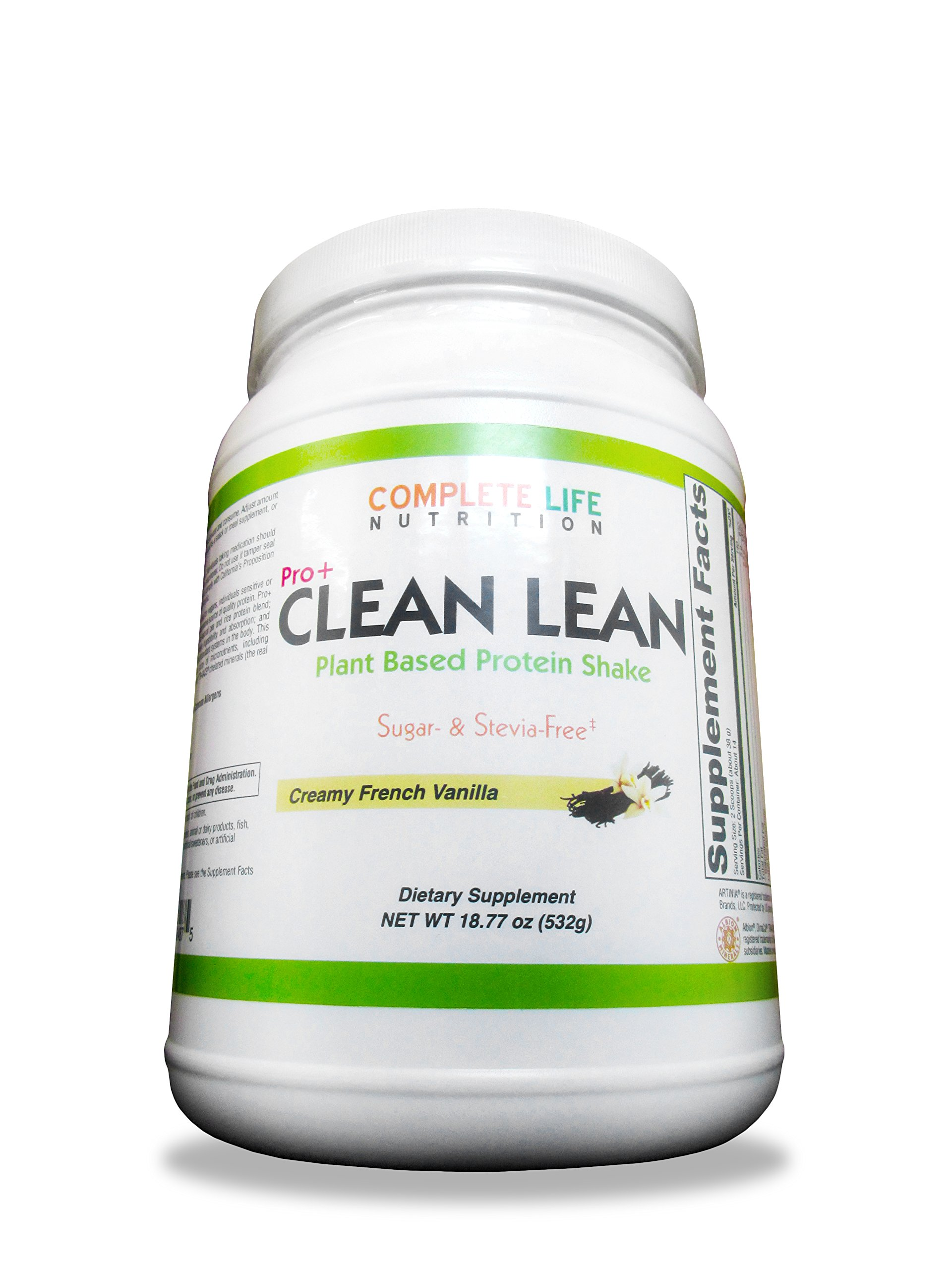 lean and healthy pea protein reviews