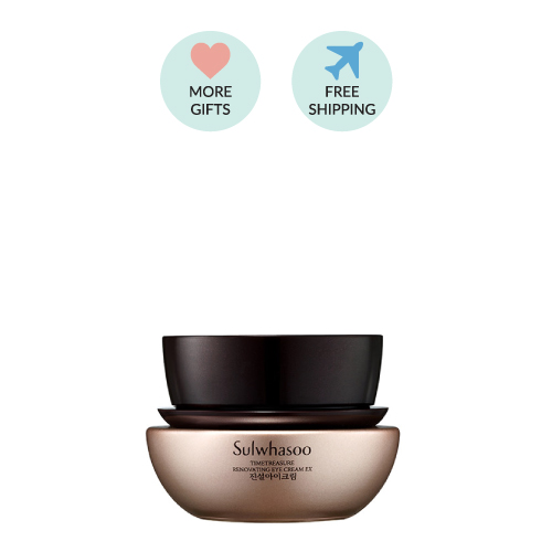sulwhasoo timetreasure renovating eye cream review