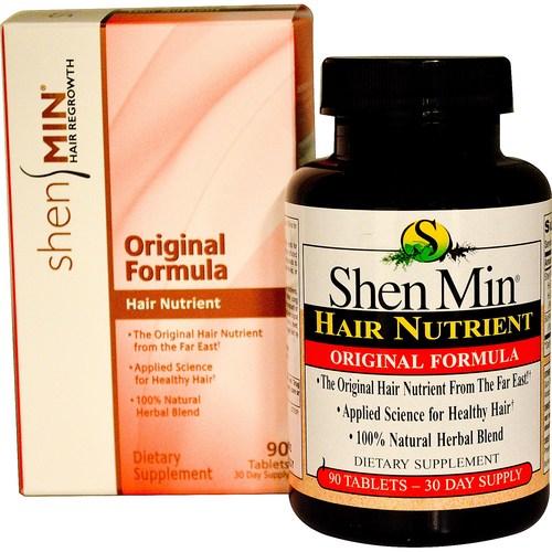 shen min hair strengthening review