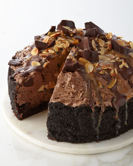 whole foods chocolate eruption cake review