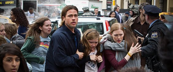 world war z review movie