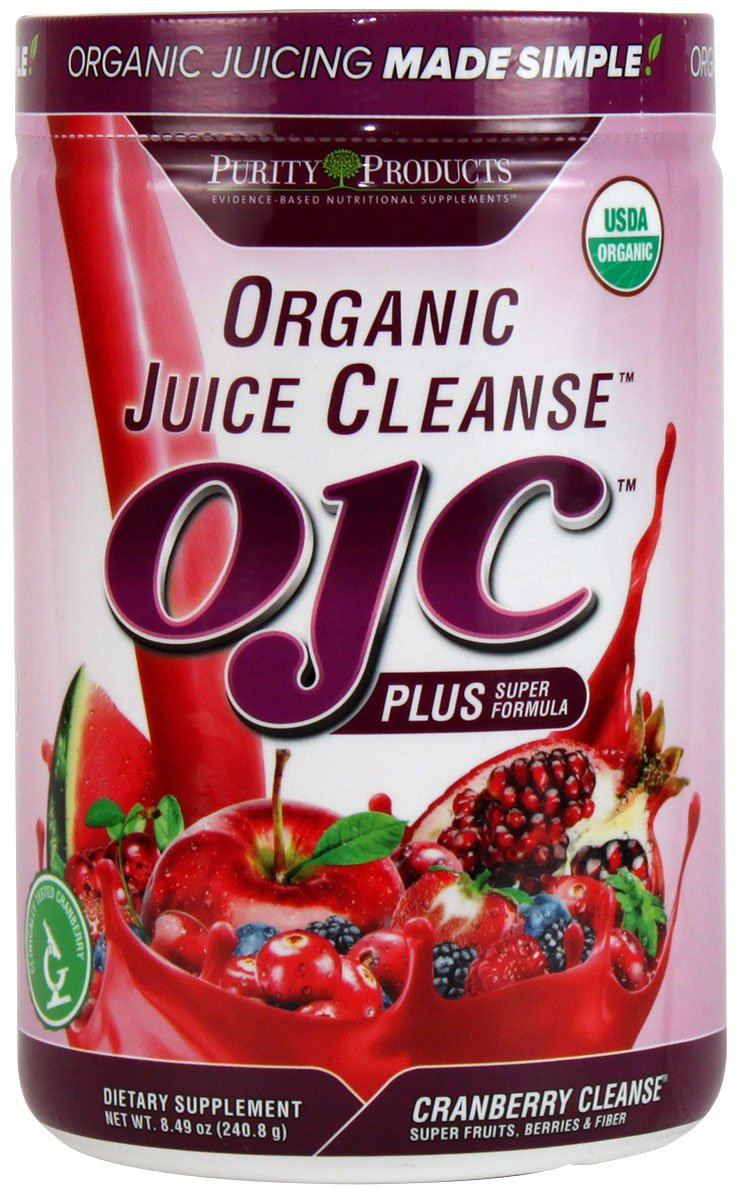 purity organic super juice review