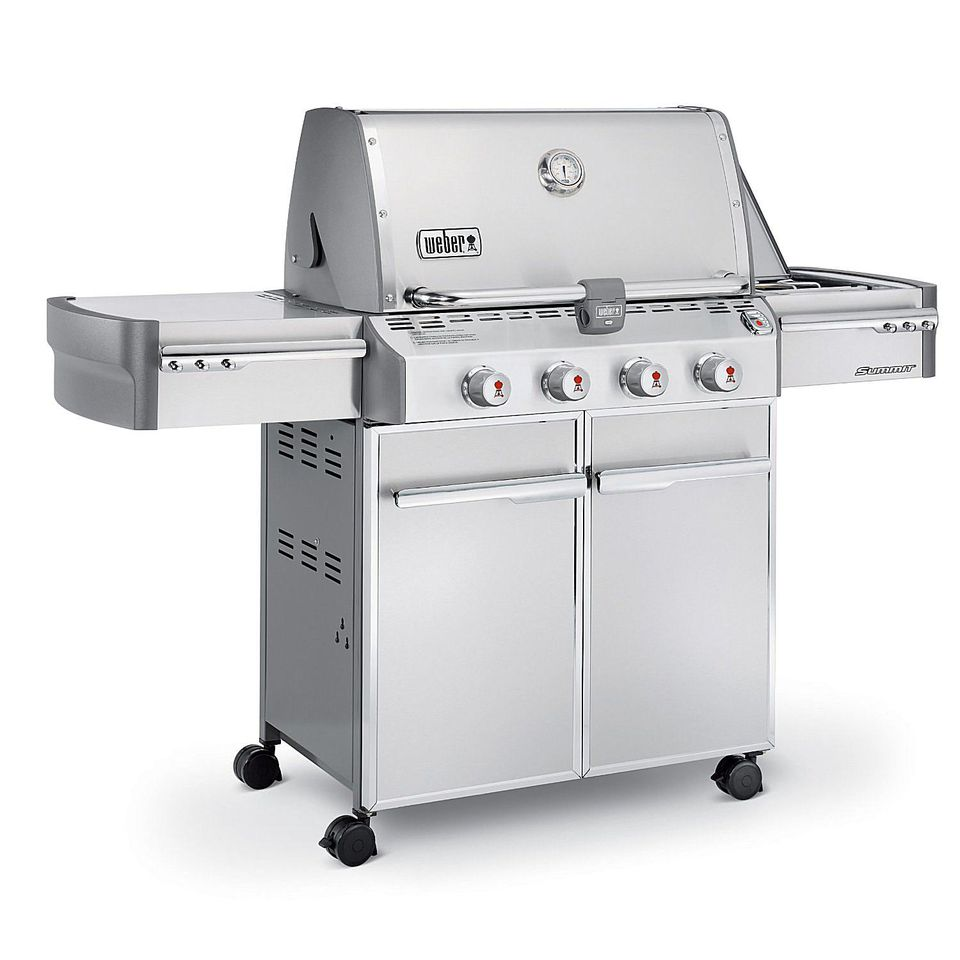 weber summit s 420 review