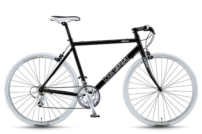 louis garneau spin bike review