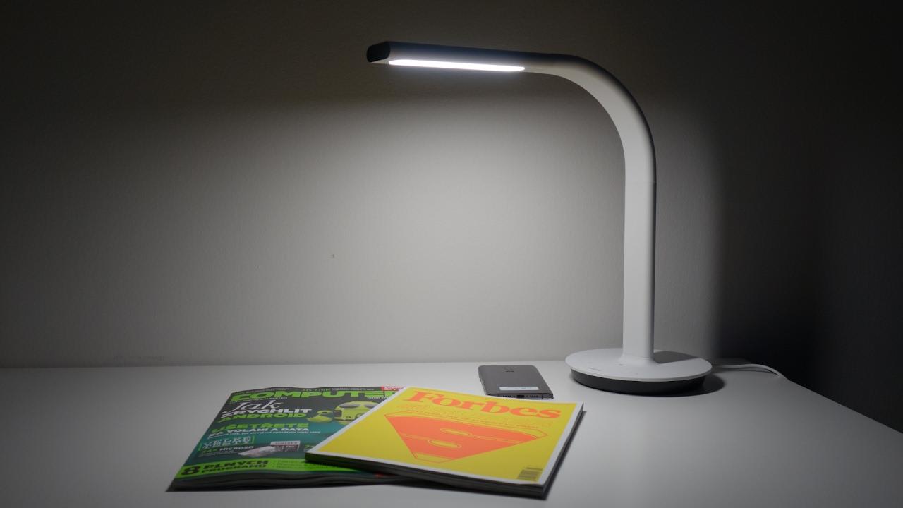 xiaomi philips eyecare smart lamp 2 review