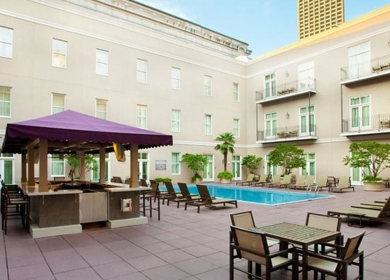 hyatt french quarter new orleans reviews