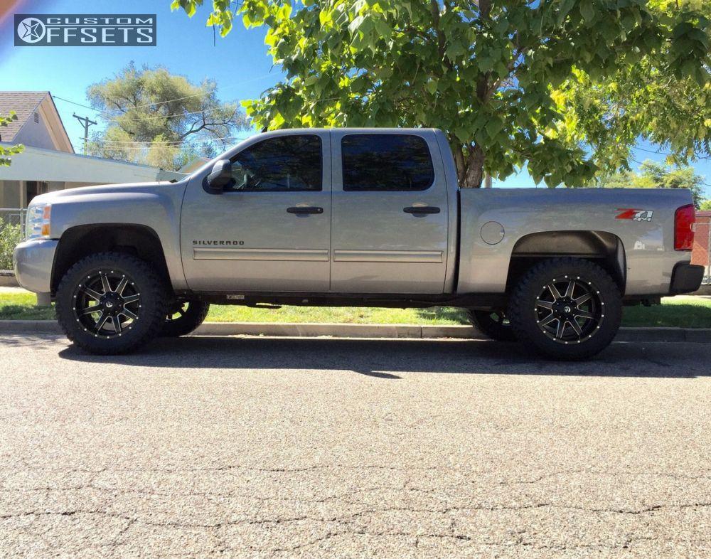 rough country 3.5 inch lift silverado review