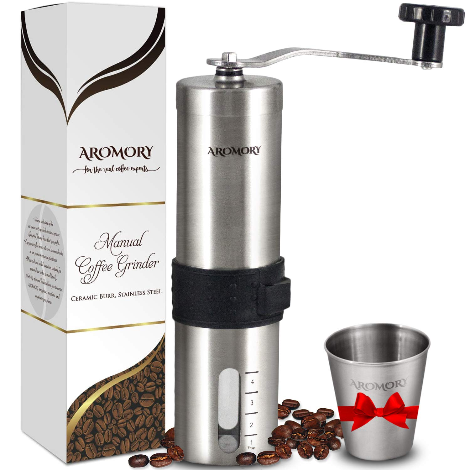 manual burr coffee grinder reviews