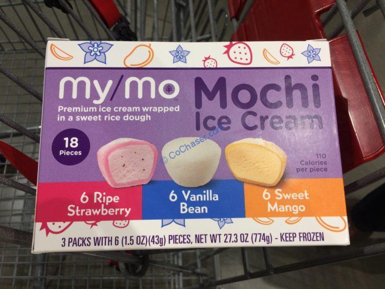 mymo mochi ice cream review