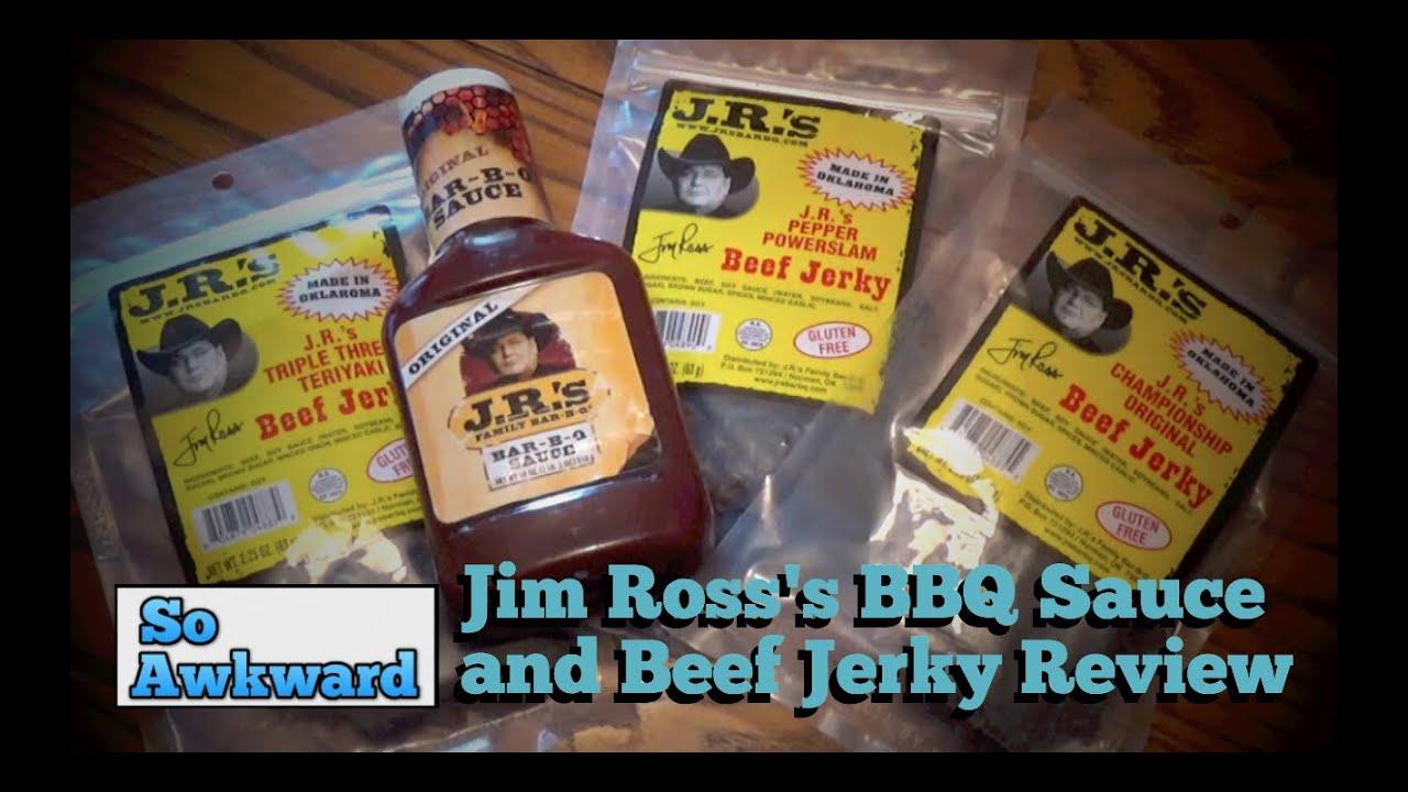 jim ross bbq sauce review