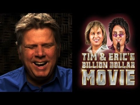 tim and eric billion dollar movie review
