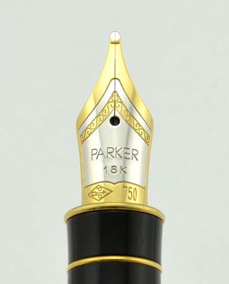 parker sonnet cisele fountain pen review