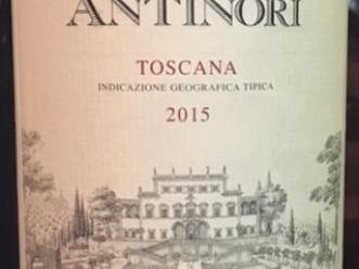 villa antinori toscana 2013 review