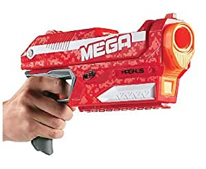 nerf n strike elite mega magnus blaster review