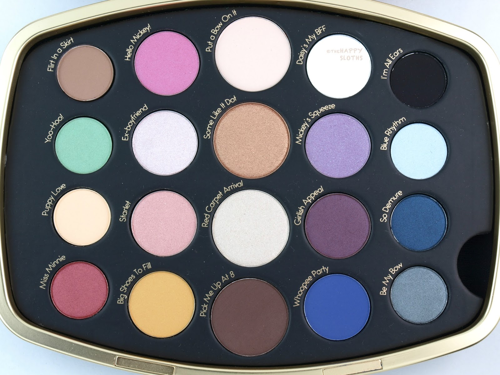 sephora minnie mouse palette review