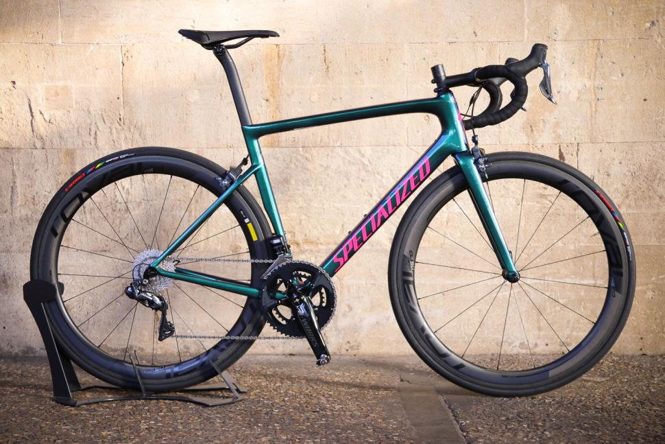 specialized tarmac pro 2018 review