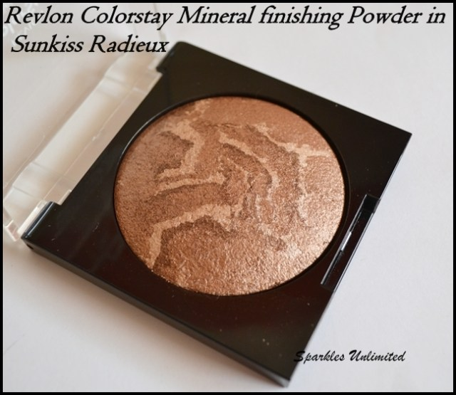 revlon colorstay mineral finishing powder review