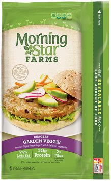 morning star farm veggie burger review