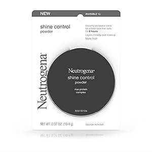 neutrogena shine control powder review