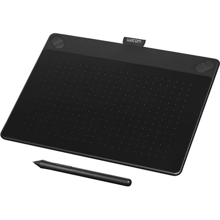 wacom intuos 3d pen and touch medium graphics tablet review