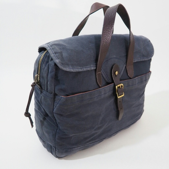 j crew abingdon briefcase review
