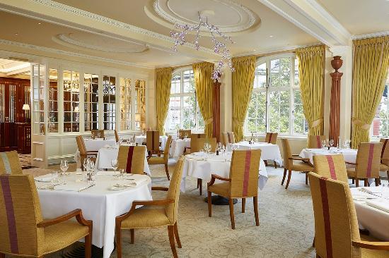 london elizabeth hotel afternoon tea review