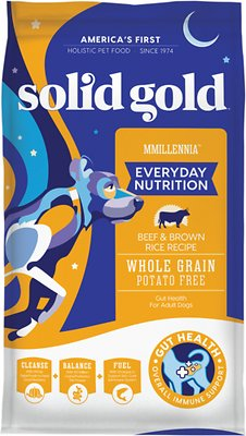 solid gold dog food reviews 2015