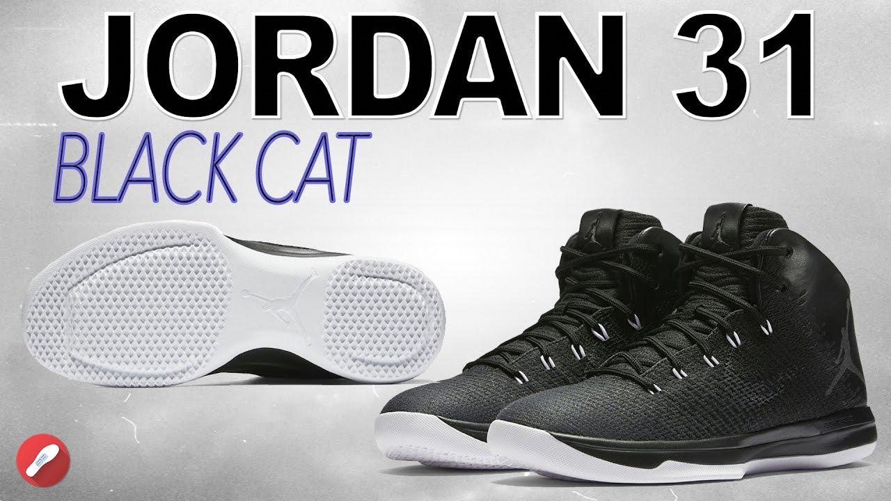 jordan 30 black cat review