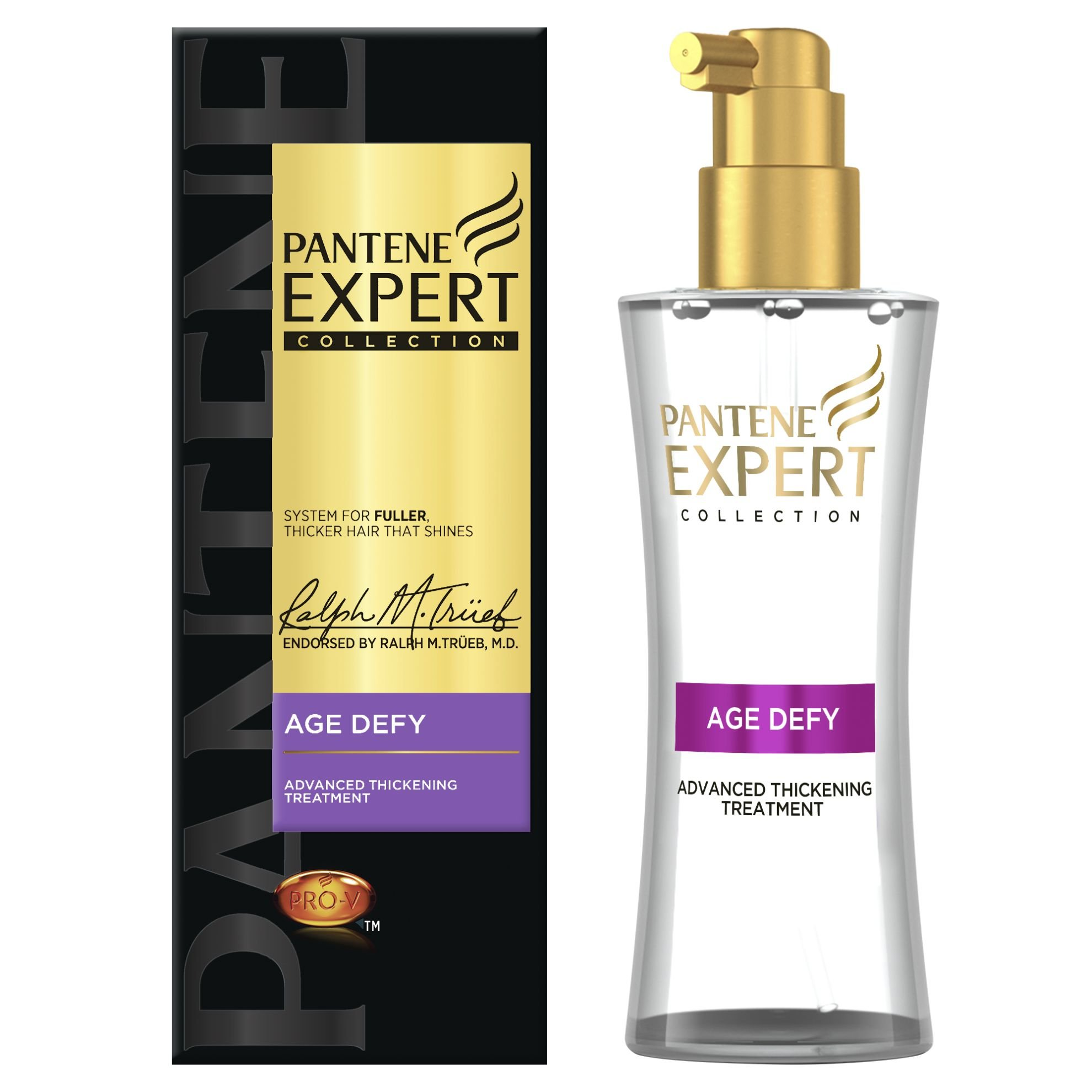 pantene expert collection age defy reviews