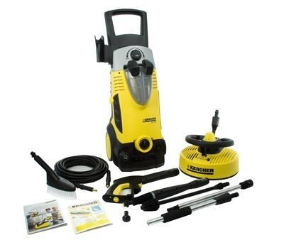 karcher k7 pressure washer review