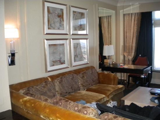 palazzo prestige bella suite review
