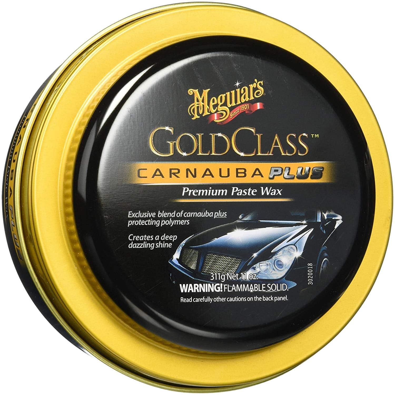 meguiars gold class car wash review