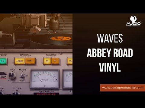 waves abbey road vinyl review