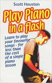 scott houston play piano in a flash review