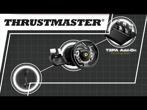 thrustmaster tx racing wheel ferrari 458 review