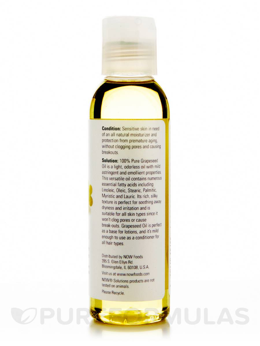 now solutions grapeseed oil reviews