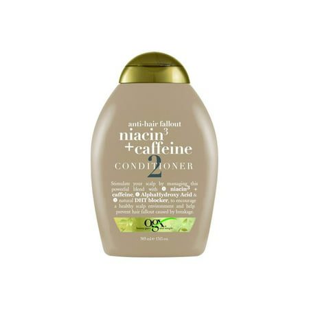 ogx niacin and caffeine conditioner review