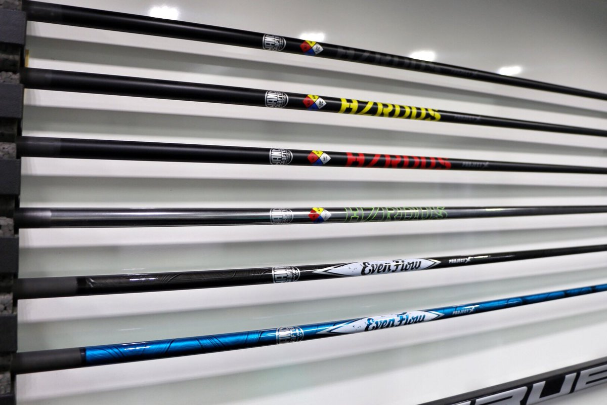 project x even flow shaft review