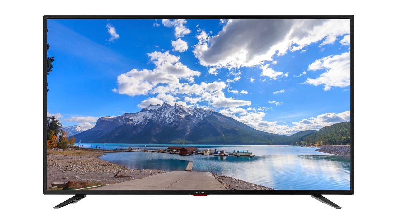 sharp ultra hd smart tv review
