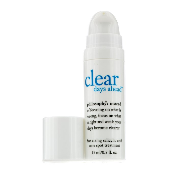 philosophy clear days ahead cleanser review makeupalley