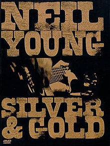 neil young silver and gold review