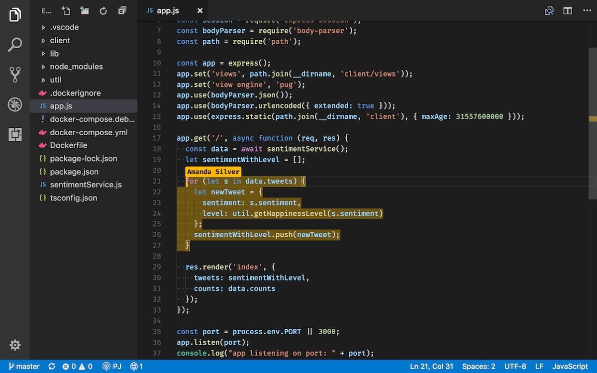 visual studio 2017 code review tool