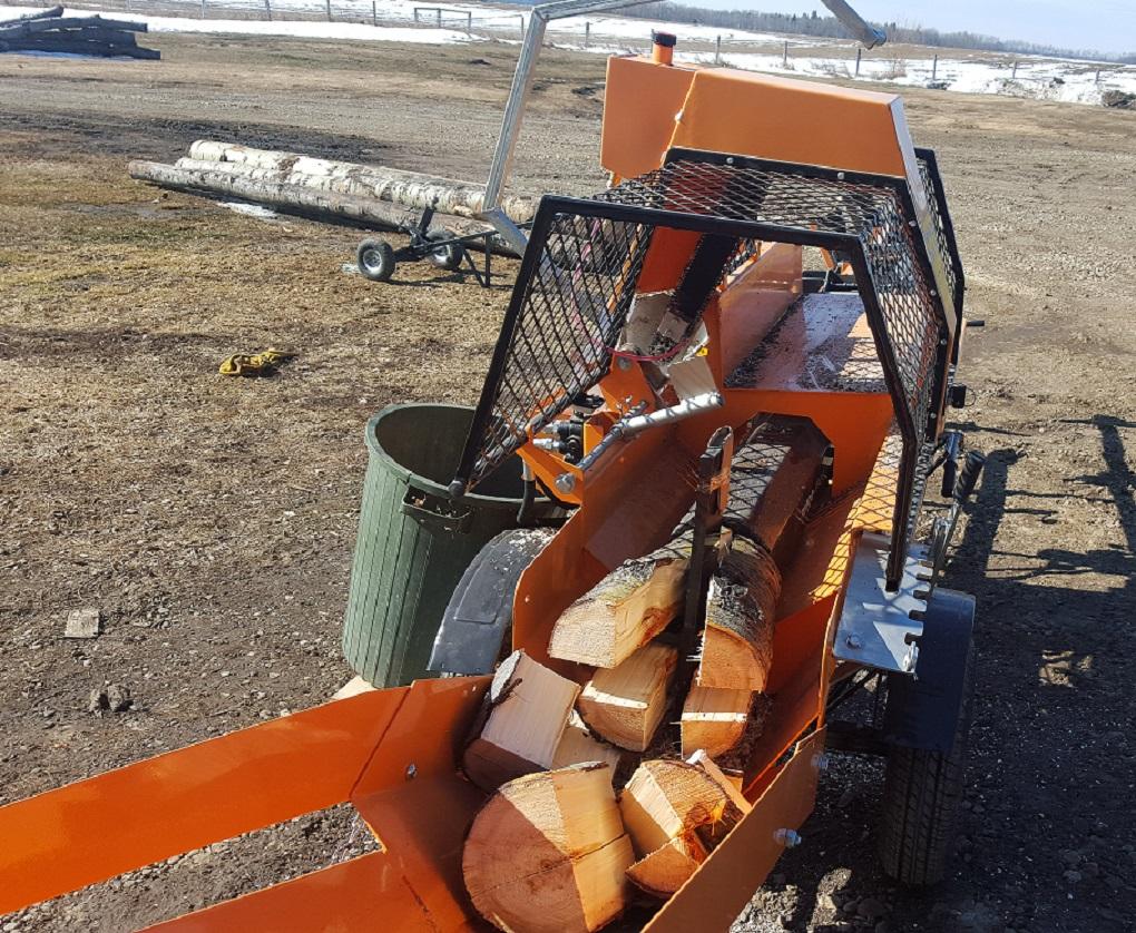 range road firewood processor reviews