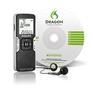 philips dvt2700 digital voice tracer review