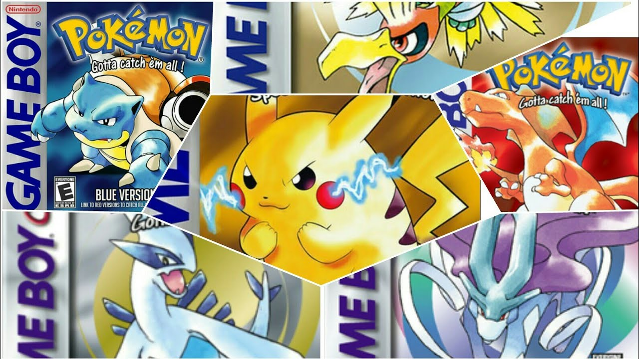 pokemon red and blue review