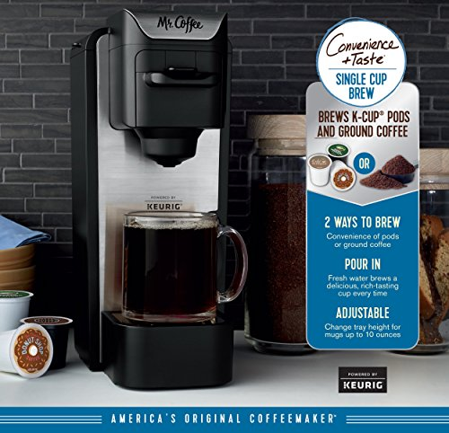 mr coffee single cup brew reviews